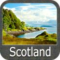 Scotland GPS Map Navigator