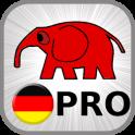 14000 verbos en alemán PRO