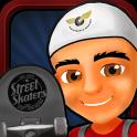 Skater Rue Skateboard 3D