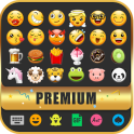 Cute Emoji Keyboard Premium