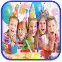 Birthday Overlay Photo Frames