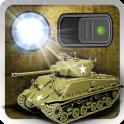 Tank Flashlight (U.S. pack)