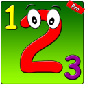 Pro 123 Numbers for Kids – Spelling Learning Game