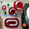 Crochet Bath Set Decorations