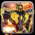 (3D Transformation) Robot Battle 3D Theme