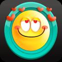 Cute Emoji Smiley Stickers