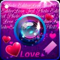 Love Text Photo Editor