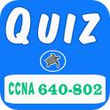 CCNA640-802試験のクイズ