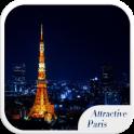 Attractive Paris EmojiKeyboard