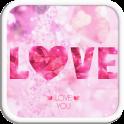 Love Emoji Keyboard Theme