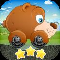 Speed-Rennspiel für Kinder