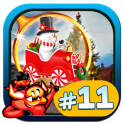 # 11 Hidden Objects Game Free New Christmas Resort