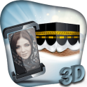 3D Hajj Photo maker