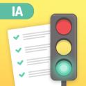 Permit Test Prep Iowa IA DMV - Driver's License Ed