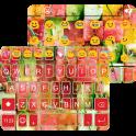 Summer Time Emoji Keyboard