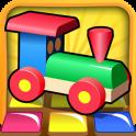 Match Spiel Kinder–Gegenstände