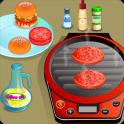 Mini Burgers, Cooking Games
