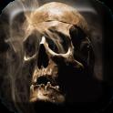 Squelette Fond d'écran animé
