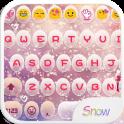 SnowflakeEmoji Keyboard