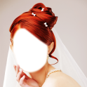 Bridal Hairstyle Photo Montage
