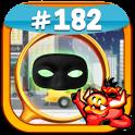# 182 Hidden Object Game New Mystery Phantom Thief