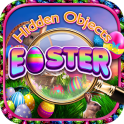 Hidden Objects Easter Spring