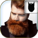 Barbas Modernas Fotomontagem