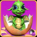 Dragón - mascota virtual