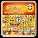 Thème du clavier emoji