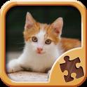 Kätzchen Puzzle Spiele