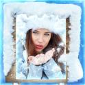 Frozen Winter Photo Frames