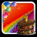Geburtstag Bilderrahmen