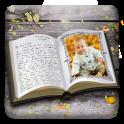 Книга фоторамка