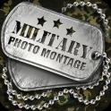 Fotomontaje militar
