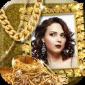 Gold Frame Photo Editor