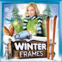 Winter Photo Frames