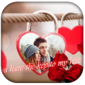 Valentine Day Photo Frame