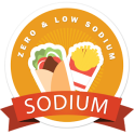 Zero & Low Sodium Foods