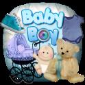 Baby Boy Scrap Photo Frames
