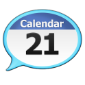 Talking Calendar Reminder Alarm app.