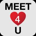 Meet4U - ¡Chat, amor y ligues!