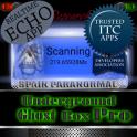Underground Ghost Box Pro