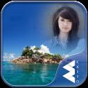 Paradise Island Photo Frames