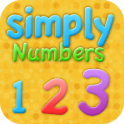 Simply Numbers 123 Counting