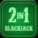 Blackjack 2 in 1