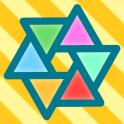 Star Sudoku six large triangle
