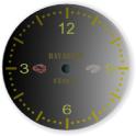 Bayrische Uhr++ mit Widgets