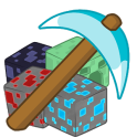⛏ TAP MINING ⚒ Block breaker game for kids