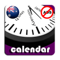 2020 Aussie National & Local Holiday AdFree+Widget