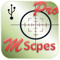 MScopesPro for USB Camera / Webcam